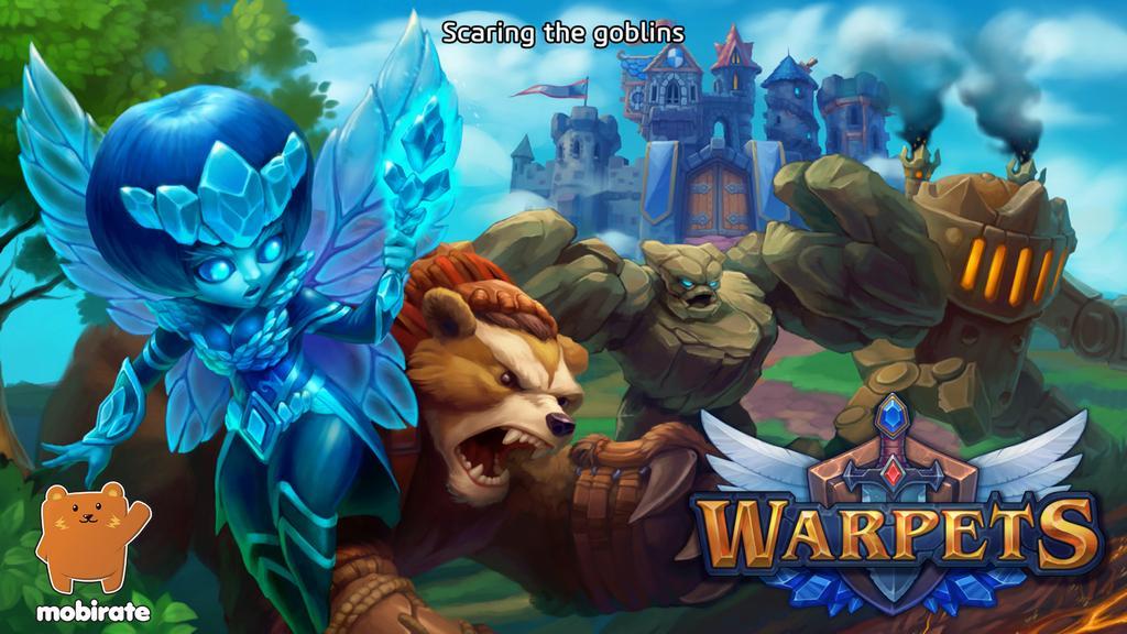 Warpets – khi thú cưng lao mình vào chiến đấu cực vui nhộn