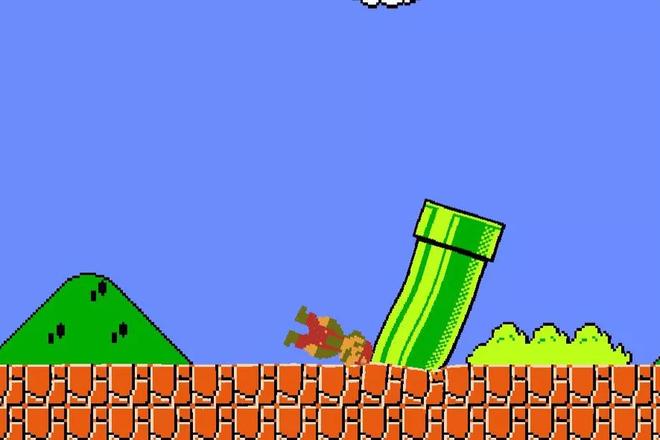 Chơi ngay Mario phiên bản thạch rau câu nếu bạn đang cần một thử thách mới trong cuộc sống