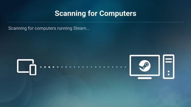 Trải nghiệm Steam Link, dịch vụ cho phép người dùng chơi game Steam trên Android