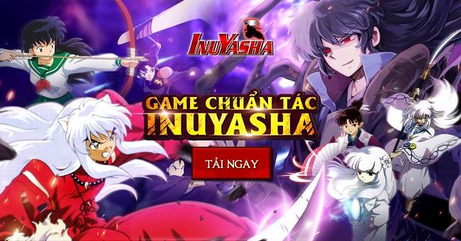 InuYasha Mobile được chính tác giả Rumiko Takahashi cung cấp bản quyền hình ảnh