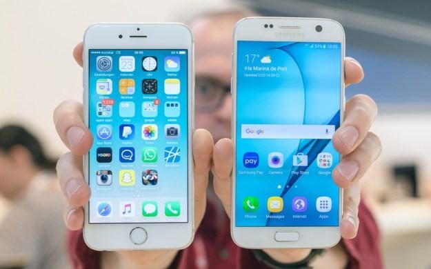 iPhone 6 chơi game tốt hơn Galaxy S7 và HTC 10