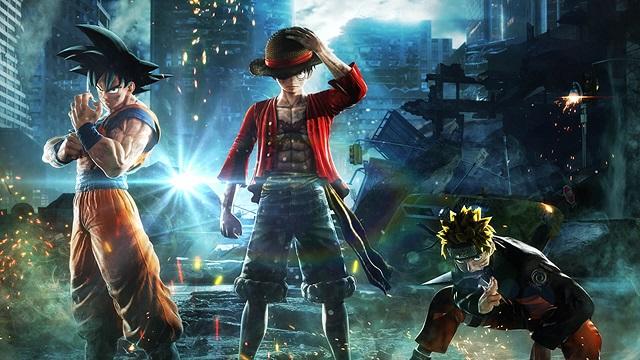Naruto và Luffy 'đập' Frieza, Zoro đọ kiếm với Sasuke trong trailer mới nhất của Jump Force