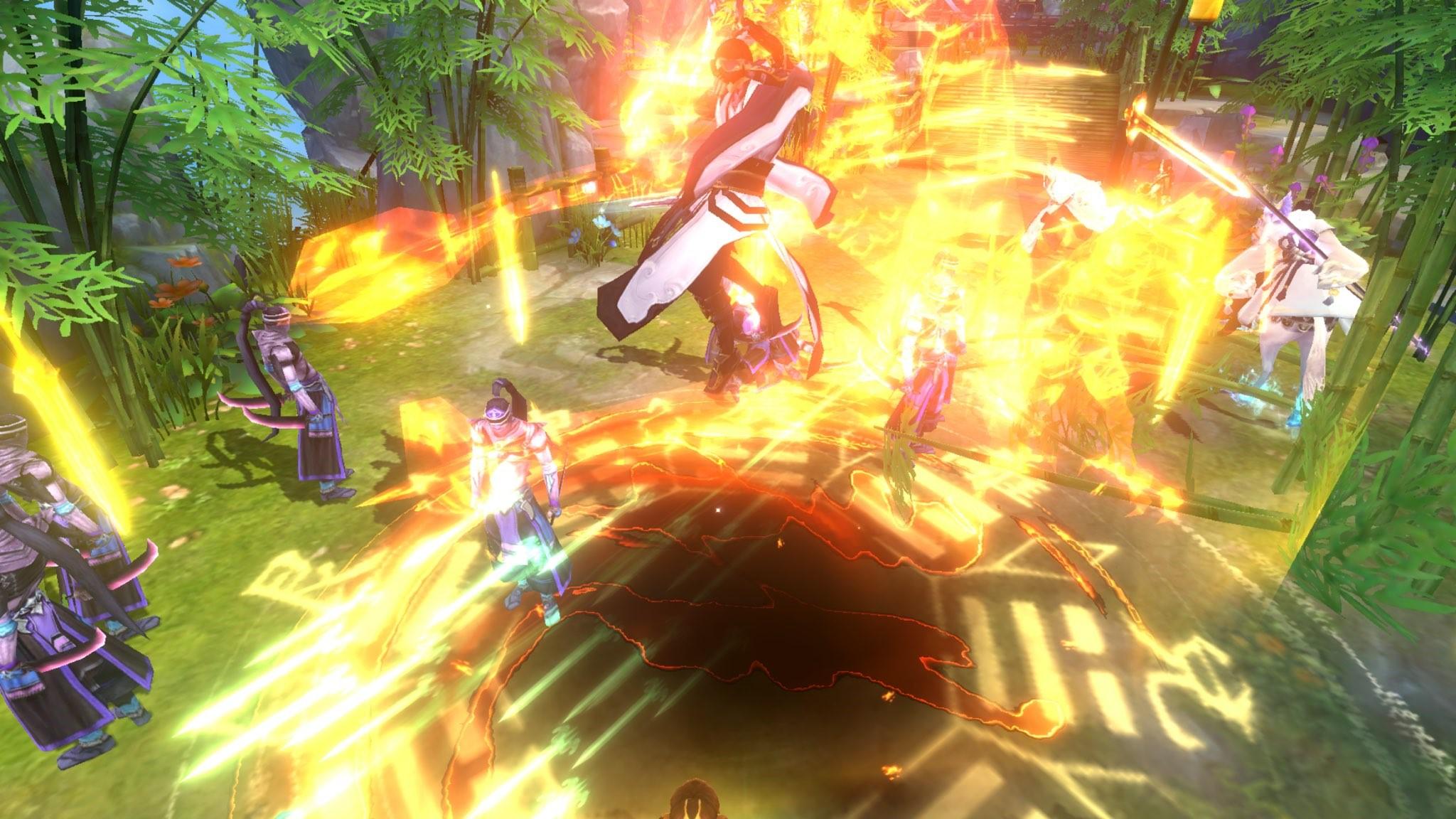 Ra mắt trang báo danh, gần 35000 game thủ Kiếm Ca VNG nhanh tay nhận VIP Code 2 triệu đồng