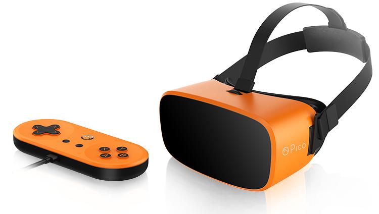Kinh VR chơi game không cần điện thoại hay máy tính
