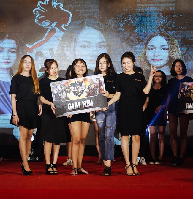 CFL Lady Invitational – Mini Girls xuất sắc lên ngôi vương