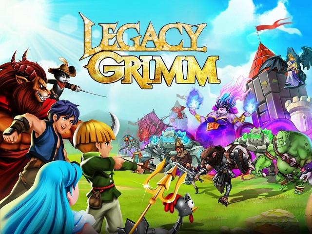 Legacy Grimm – hành trình khám phá thế giới cổ tích cực mới lạ