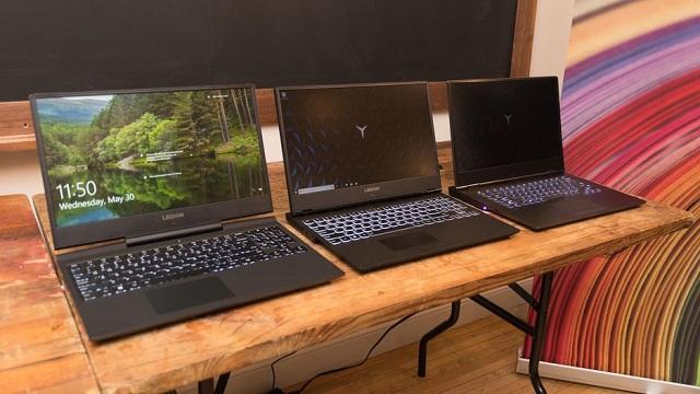 Lenovo giới thiệu thế hệ tiếp theo của dòng laptop gaming Legion