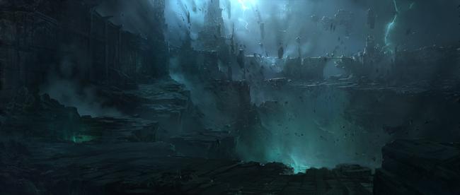 LMHT: Truyền thuyết về Quần Đảo Bóng Đêm - Nơi thánh thần gục ngã