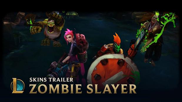 LMHT: Lộ diện Amumu Địa Ngục, Ekko và Kled sắp có trang phục Halloween