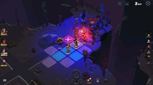 Game ma cà rồng hấp dẫn Man or Vampire đã đến tay game thủ mobile