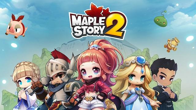 MapleStory 2 công bố thời điểm ra mắt bản tiếng Anh