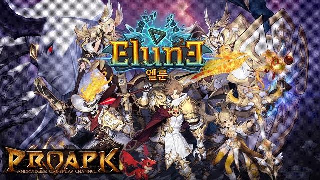 Elune - tựa RPG chiến thuật đầu tiên của GAMEVIL chính thức CBT
