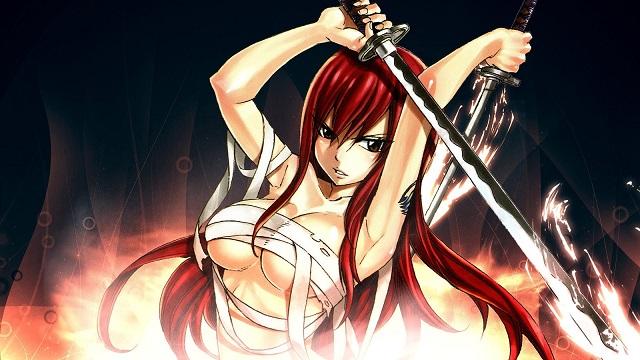 Điểm danh 10 nhân vật nữ nóng bỏng nhất thế giới Anime