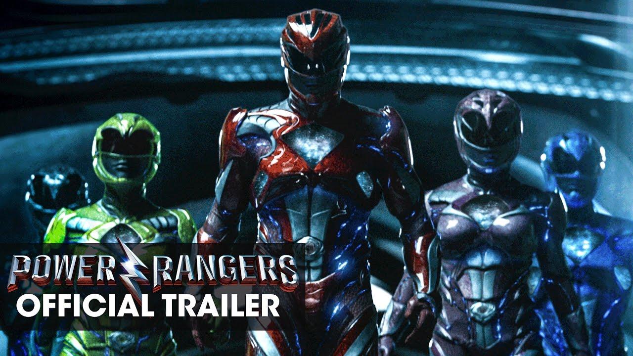 [Mời xem] Trailer quá tuyệt vời của Power Rangers