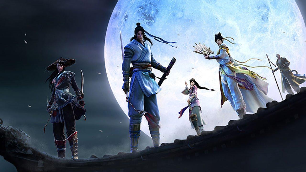 Thiên Nhai Minh Nguyệt Đao ấn định ra mắt phiên bản quốc tế trong năm 2017