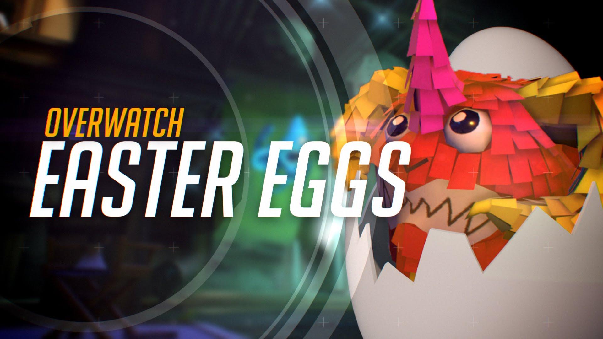 Những 'Easter Egg' vô cùng thú vị xuất hiện trong Overwatch
