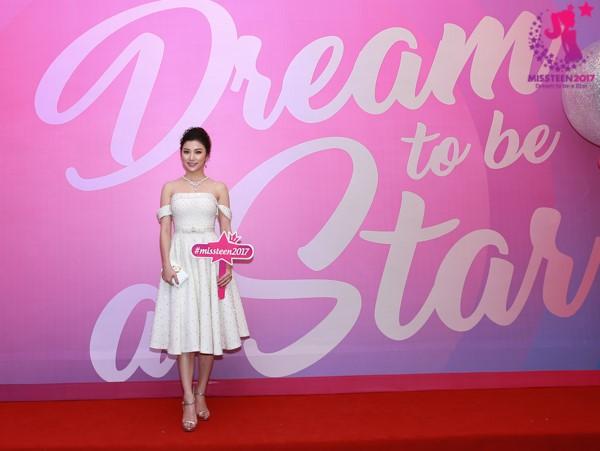Sao Việt khoe dáng cực chất tại  lễ phát động Miss Teen 2017