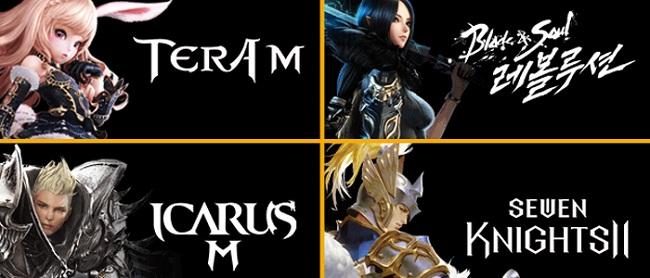Cận cảnh 4 game mobile được làm từ Unreal Engine 4 của Netmarble tại G-Star