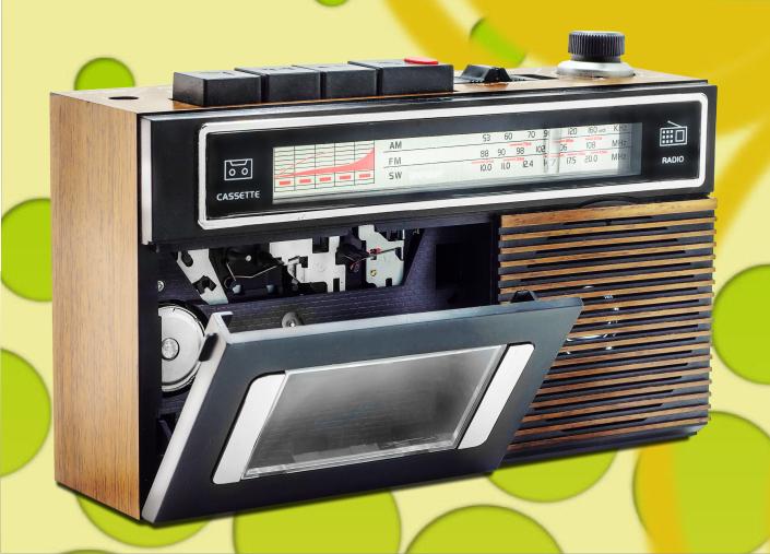 Những công nghệ giải trí huyền thoại gắn bó với hành trình tuổi thơ