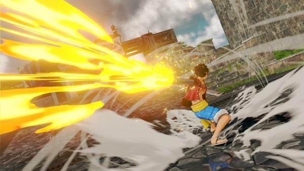 One Piece: World Seeker - Game One Piece thế giới mở đầu tiên vừa hé lộ