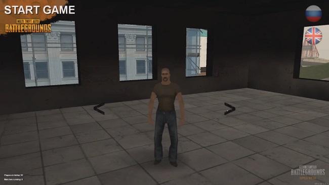 Cận cảnh PUBG phiên bản GTA San Andreas