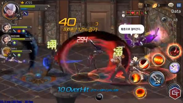 Triple S: tựa game RPG cuộn cảnh cực hot đã cho phép đăng ký trước