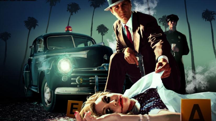L.A Noire – bom tấn game trinh thám ấn định ngày ra mắt trên PS4