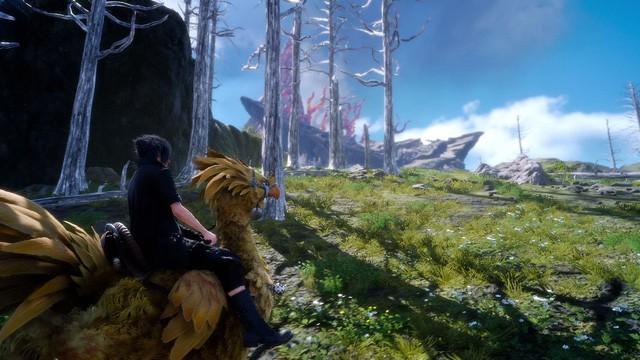 """Bom tấn Final Fantasy XV sẽ """"đổ bộ"""" PC trong tháng 3 năm nay"""