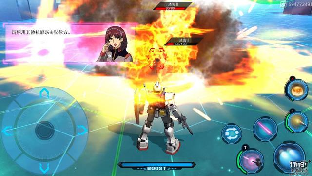Gundam Battle: hé lộ tựa game hành động 'ăn theo' Gundam cực hot