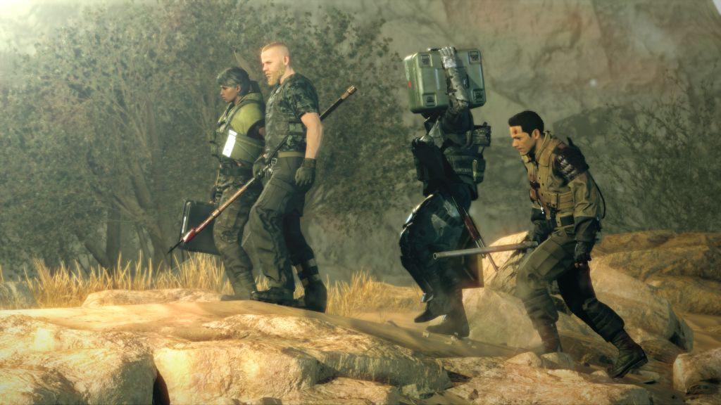 Hậu bản đầy tranh cãi từ series Metal Gear Solid rục rịch Open Beta