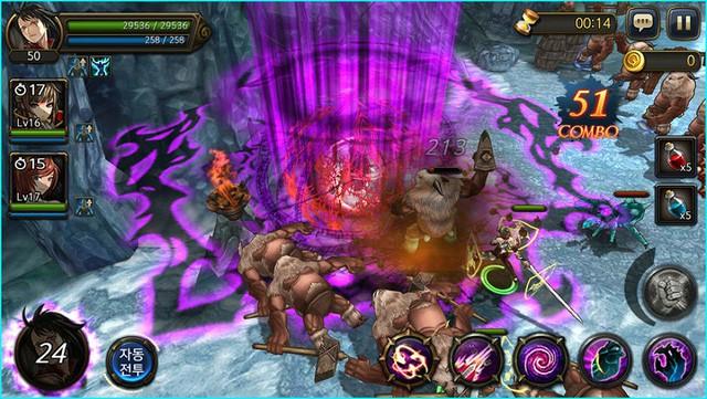 Red Stone 2 - Tựa game ARPG Nhật Bản mới toanh vừa mở cửa đăng ký sớm