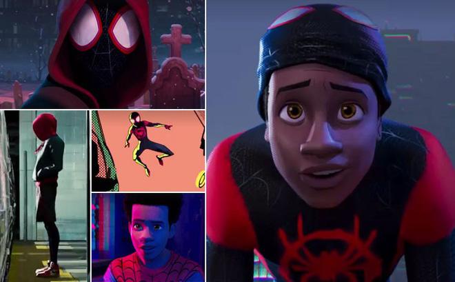 """Trailer chính thức của """"The Spider-Man: Into the Spider-Verse"""": Không thể tuyệt vời hơn với người yêu comics"""