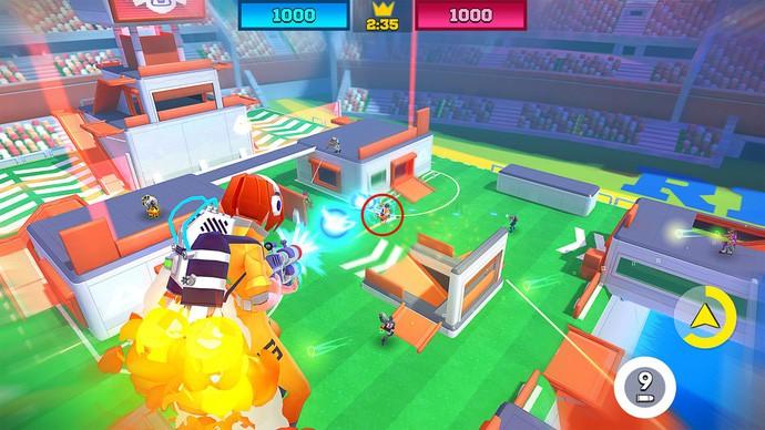 Giải trí với 5 tựa game mobile thú vị vừa cập bến mobile