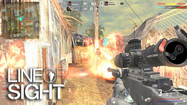 Siêu phẩm bắn súng Line of Sight cập nhật chế độ Battle Royale cực hot