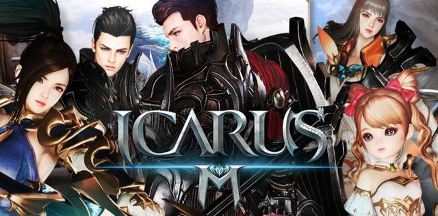 Siêu phẩm Icarus M tung trailer cực ấn tượng ấn định ngày ra mắt