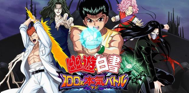 Yu Yu Hakusho 100% Serious Battle: JRPG cực hot ấn định mở cửa thử nghiệm
