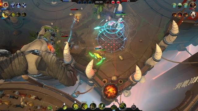 Bom tấn MOBA sinh tồn Battlerite Royale ấn định ra mắt vào tháng sau