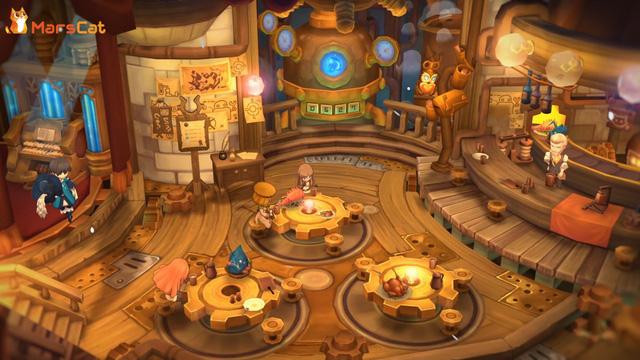 MEOW: Mystic Emissary Of Wonder - tân binh RPG dành cho fan cuồng mèo