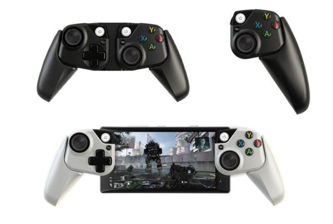 Hé lộ hình dáng tay cầm Xbox cho smartphone xCloud từ Microsoft