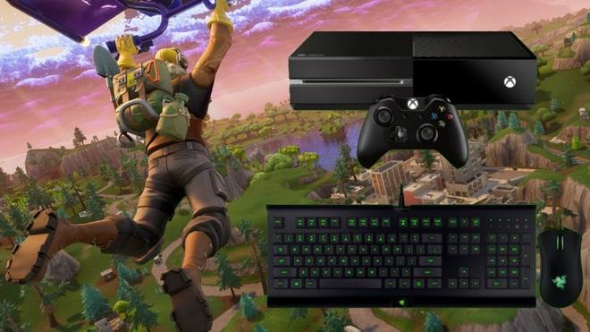 Microsoft hợp tác với Razer, chính thức hỗ trợ chuột và bàn phím trên Xbox One