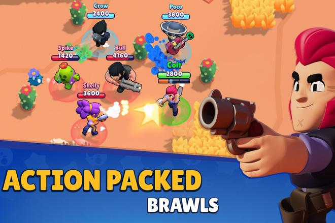 Brawl Stars - tân binh bắn súng từ Supercell vừa ra mắt toàn cầu