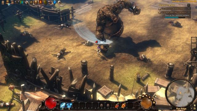 Tựa game thú vị cực giống Diablo - Guardians of Ember chính thức mở cửa miễn phí