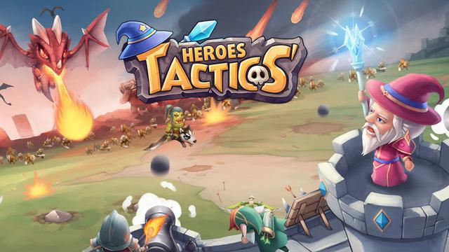 """Heroes Tactics – """"Truyền nhân"""" Heroes 3 chuẩn nhất sắp đổ bộ Việt Nam"""