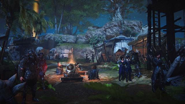 Bom tấn ARPG đồ hoạ khủng Ascent: Infinite Realm vừa hé lộ thời gian ra mắt