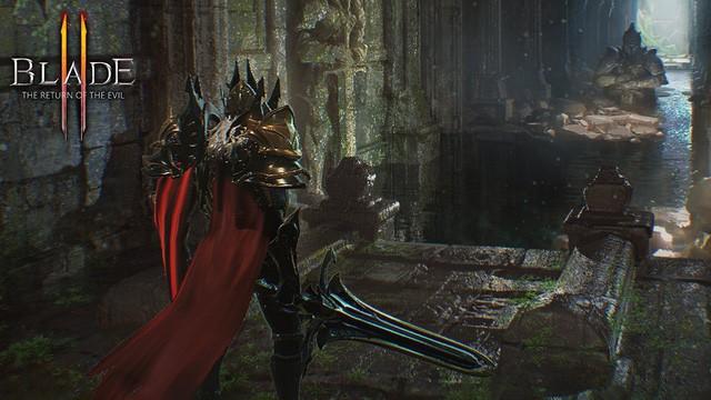 Bom tấn MMORPG xứ Hàn Blade II ấn định mở cửa Closed Beta