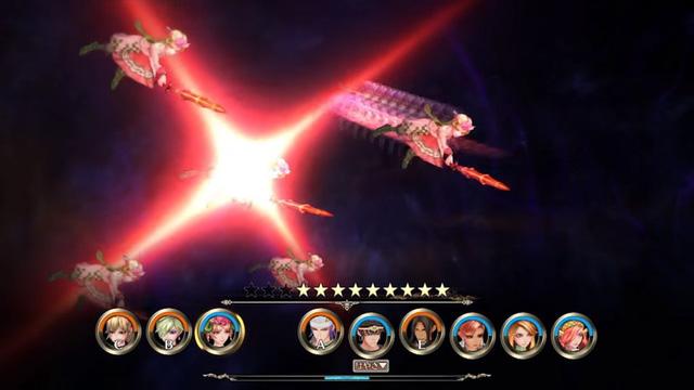 Siêu phẩm SaGa: Scarlet Graces sẽ được Square Enix tung phiên bản mobile trong năm 2018