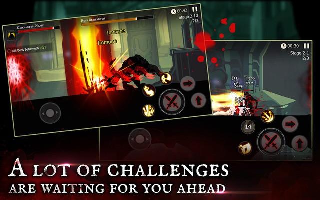 Tải ngay Shadow of Death - Game nhập vai stickman
