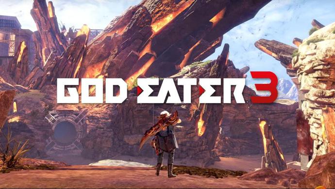 Bom tấn God Eater 3 ấn định  ngay trong năm 2018