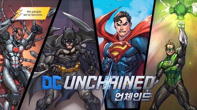 Siêu phẩm DC Unchained mở cửa Đăng ký sớm, nhanh chân nhận code hấp dẫn
