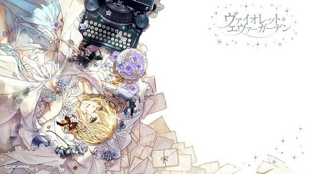 Bom tấn light novel Violet Evergarden sẽ lên kệ anime ngay đầu năm sau